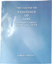 Robert Fawcett: the existence of God