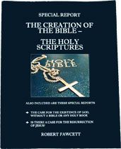 robert fawcett creation of the bible