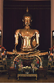 Other Views of God:  Buddhist Statue and Religion