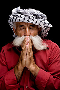 Islam Culture:  Islamic elder